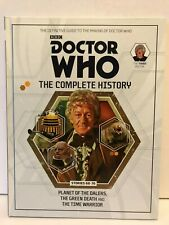 Doctor Who - Eaglemoss The Complete History Volume 20