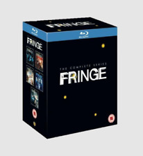 Fringe: The Complete Series Season 1-5 Blu-ray [Region Free] Season 1 2 3 4 5