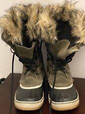 SOREL Women's Joan of Artic Waterproof Boot Size 8.5