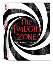 The Twilight Zone The Complete Series DVD Box Set 25 discs 156 episodes New