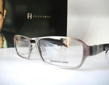 9d681b6894e Gimme Glasses Beta Titanium Swiss 52-15 Gun Eyeglass Frames Specs Mens  Glasses