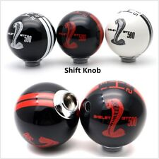 Resin 6-Speed Shift Knob MT Ford Mustang Shelby GT 500 Manual Gear Cobra Fashion