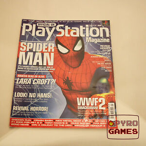 Official UK PlayStation Magazine - September 2000 - Issue 62
