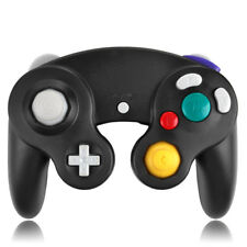 Classic Game Controller Pad Gamepad Adapter for Nintendo GameCube GC Wii Black