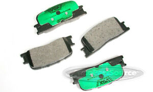 Disc Brake Pad Set-Ceramic Pads Rear Tru Star CBP885A