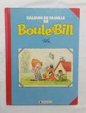 BD - Boule & Bill L'album de famille / EO 1987 / ROBA / DARGAUD