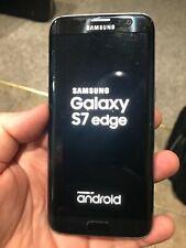 Samsung Galaxy S7 edge SM-G935V - 32GB - Black Onyx (Verizon)
