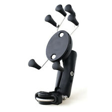 Lazy Cell Phone Holder for Motorcycle Rearview Mirror Stand Bike Handlebar Mount