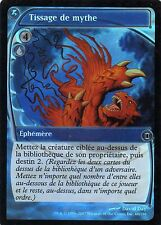 MTG Magic - Vision de l'Avenir  -Tissage de mythe - Premium / Foil - VF
