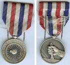Médaille - Médaille d'honneur des chemins de fer J. FONTAINE 1946