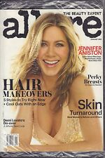 Allure January 2015 Jennifer Aniston, Demi Lovato Sealed 032216DBE