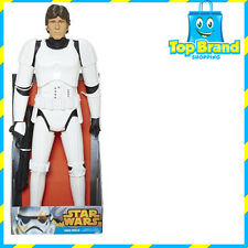Star Wars 31-inch 79 CM HAN SOLO Action Figure - COLLECTOR BOYS TOYS