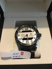 Victorinox Swiss Army 241300 chrono classic xls mt Quartz digital watch Gunmetal