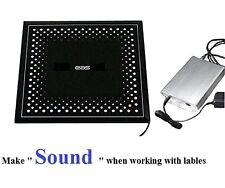 """Glass Top Eas Soft Label Harmonizer/ Label Deactivator / """" sound """" + Power Box"""