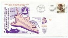 1977 Space Shuttle Enterprise Auxiliary Power Units Fired Haise Fullerton Engle