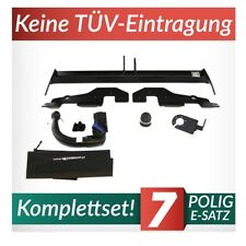 Für Mazda CX-5 I KE / GH 12-17 auch 4WD Anhängerkupplung abnehmbar+E-Satz 7p