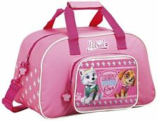 Bolsas y mochilas de niña rosa de lona