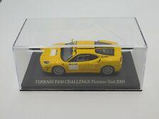 IXO 2005 Ferrari F430 Challenge Fiorano Test 1:43 Scale Diecast Car