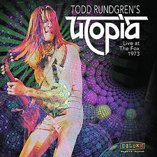 TODD RUNDGREN New Sealed Ltd 2017 LIVE 1973 ATLANTA CONCERT 2 VINYL RECORD SET