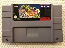 Pocky & Rocky ( Super Nintendo ) SNES ** Authentic **