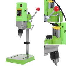 220V 710W Mini Bench Drill Press Table Workbench Drill Wood Drilling Machine HG