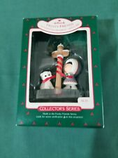 HALLMARK ORNAMENT Frosty Friends 1988 9th in Series