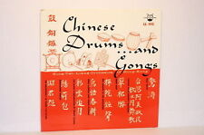 LP-Chinese drums and Gong-Sung Tso-Liang Orchestra-VINILE