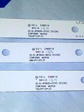 Kit 3 barre LED strip tv Akai JS-D-JP3920-061EC JS-D-JP3920-071EC JP3920-061 071