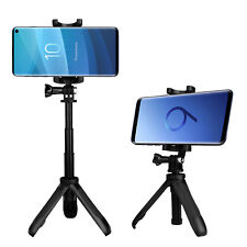 For Samsung Galaxy S8/S9/S10 Plus Handheld Desk Selfie Stick Tripod With Monopod