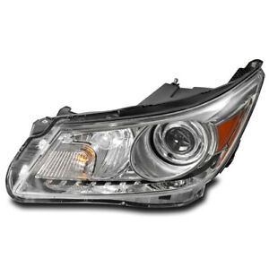 FOR 10-13 BUICK LACROSSE HID MODEL PROJECTOR HEADLIGHT HEADLAMP DRIVER LEFT SIDE