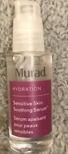 Murad Hydration Sensitive Skin Soothing Serum Full Size 1oz - New No Box