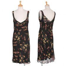 (SALE) Galliano Overlaid camisole dress Size 40(K-25520)
