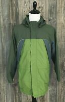 Land's End Winter Jacket Youth Boy's XL (18/20) Ski~Snowboard~Nylon~Zip~Hood