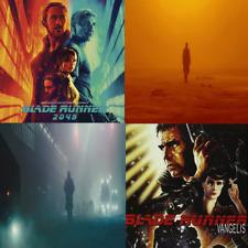 Blade Runner Album Bundle - Blade Runner & 2049 (New & Sealed) Vinyl LPs
