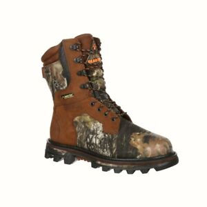 ROCKY BEARCLAW 3D GORE-TEX® WP INSULATED HUNTING BOOT FQ0009275 M/W  8-14 NEW