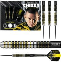 Dave Chisnall 90% Tungsten Steel Tip Darts by Harrows - Chizzy