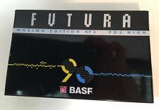 BASF Futura Maxima Edition No 3 Kassette, neu, originalverschweißt