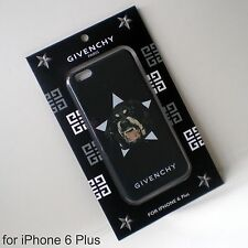 Givenchy Rottweiler Dog Matte Black Hard Case Cover for iPhone 6 Plus / 6s Plus