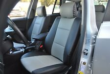BMW X3 2003-2014 IGGEE S.LEATHER CUSTOM FIT SEAT COVER 13 COLORS AVAILABLE