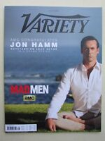 Magazine - Fashion - Variety - Jon Hamm - Mad Men - Viola Davis