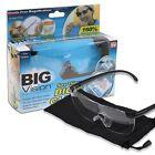 Big Vision Magnifying Presbyopic Glasses Eyewear Reading160%Magnification Unisex