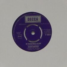 """ROBIN SARSTEDT 'MY RESISTANCE IS LOW' UK 7"""" SINGLE"""