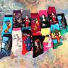 Art Painting Socks Novelty Artist Series Starry Night Men Women Famous Sox Hot