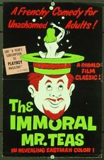 IMMORAL MR. TEAS, THE (1959) 20993