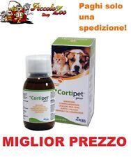 Aurora Biofarma Cortipet gocce 100ml cani e gatti per dermatite e allergie