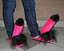 PENIS TOY SEXY PLUSH SLIPPERS STAG HEN PARTY FUNNY GIFT