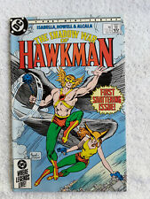Shadow War of Hawkman (May 1985, DC) #1 VF