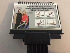 Total Gym 1800 Club Flip Chart Holder with Stand
