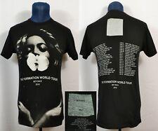 Beyonce Official Authentic The Formation World Tour 2016 Tour T-Shirt Concert S