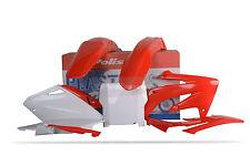 Honda Plastic Kit CRF 250 R 2004 - 2005 OEM Red White 90083 Motocross Polisport